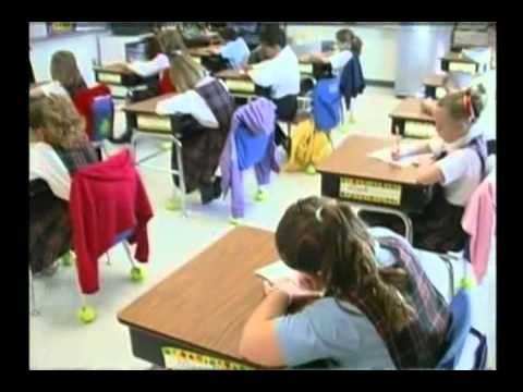 Anchored Christian School Early 2000s Informational Video