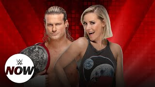 Dolph Ziggler wants to team up with Renee Young: WWE Now
