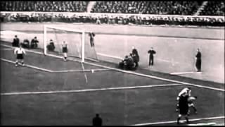 First broadcast live - Football match