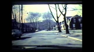 1973 Drive through Sparrows Point, MD with narration by Charlie Hand
