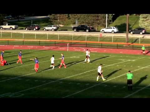 STC East Boys Soccer vs Marmion Academy - 9/25/14 - 09/26/2014