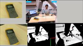 Incremental Learning for Robot Perception through HRI
