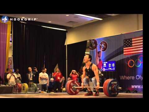 Alex Lee (-69kg) - Clean & Jerk Analysis