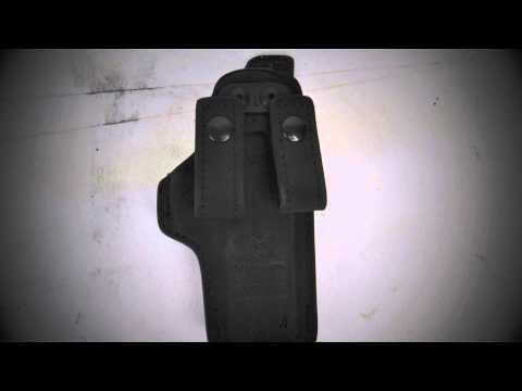 Scott Carnahan Reviews the Safariland Model 18 Inside the Waistband Holster