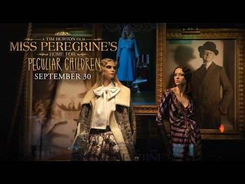 Miss Peregrine's Home For Peculiar Children | Exclusive Marc Jacobs Collection | 20th Century FOX