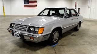 1984 Ford LTD