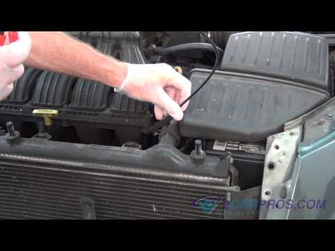 Radiator Fan Replacement 2000-2010 Chrysler Pt Cruiser