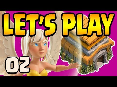 Day 2 - TH6 Let's Play ep2 | Clash of Clans