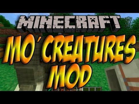 Minecraft 1.5.1 - Como Instalar MO´CREATURES MOD - ESPAÑOL [HD] 1080p