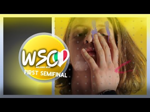First Semifinal | Milano | Wonderful Song Contest 33