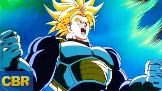 The 5 Most Useless Dragon Ball Transformations