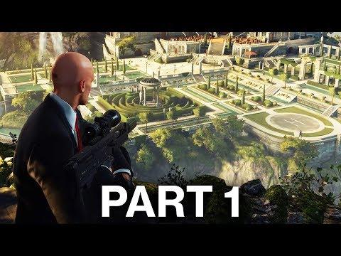 HITMAN 2 Sniper Assassin Early Gameplay Walkthrough Part 1 - AGENT 47 IS BACK
