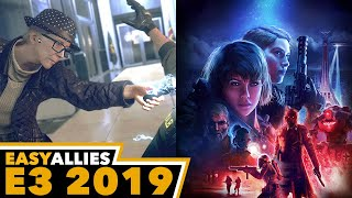 Watch Dogs, Wolfenstein, and More - Impressions Day 3.1 - E3 2019