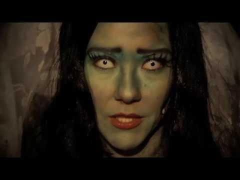 Dead girl makeup