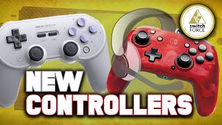 Two NEW Switch Controllers FINALLY Releasing... Will You Get One!?