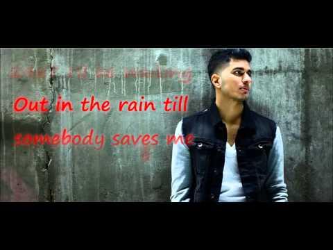 I'll Be Waiting (kabhi Jo Baadal) - Arjun Lyrics Video video