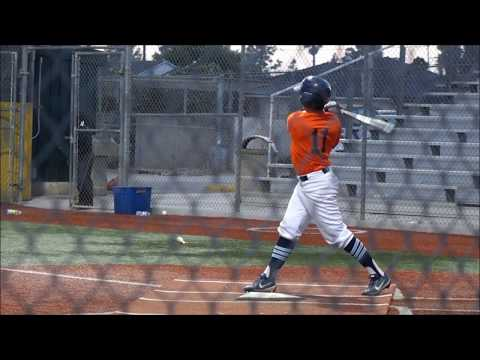Michael Carpentier, Jr., Highland C (2017 summer baseball)