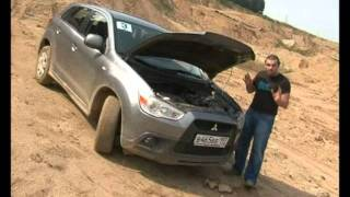 Моторы: Toyota iQ, Mitsubishi ASX