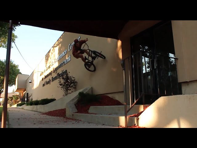 BMX - DYLAN MCCAULEY 2014 VIDEO