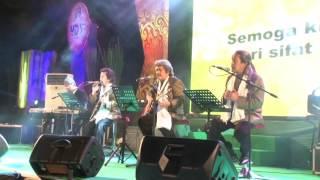 BIMBO KONSER - Bermata Tapi Tak Melihat (Konser Gus Ipul dan YDSF)