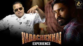 Radha Ravi about VADACHENNAI Experience!   RR Talkies