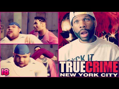 TRUE CRIME NEW YORK CITY WALKTHROUGH GAMEPLAY PART 18 - HE SHOT MY LEGS OFF!