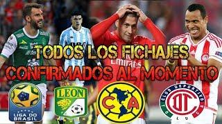 ¡ÚLTIMOS FICHAJES CONFIRMADOS DEL CLAUSURA 2019! + RUMORES ¡AMERICA AMARRA FICHAJE! LIGA MX