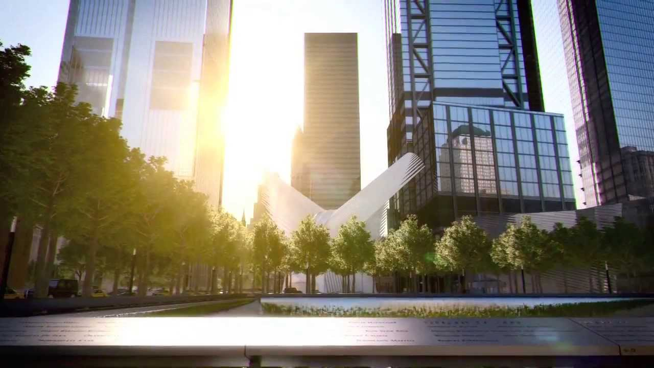One World Trade Center April 2013 Youtube