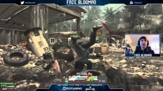 FaZe Bloo - Live Commentary w/Friends #1 (MW3 w/ 2 clips?)
