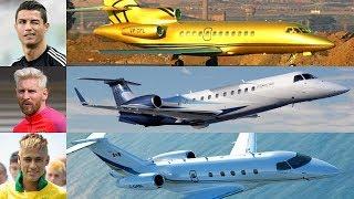 7 Jets Privés Les Plus Chers Et Luxueux Des Footballeurs Célèbres