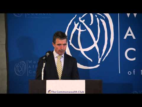 America, Europe and the Pacific -  Speech by NATO Secretary General  in San Francisco