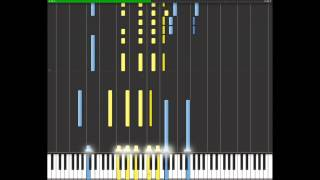 Metallica - Nothing Else Matters (Enstrumantal - On synthesia)