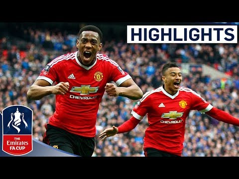 Everton 1-2 Manchester United | Martial Wins it For United! | Emirates FA Cup 2015/16 (Semi-Final) thumbnail