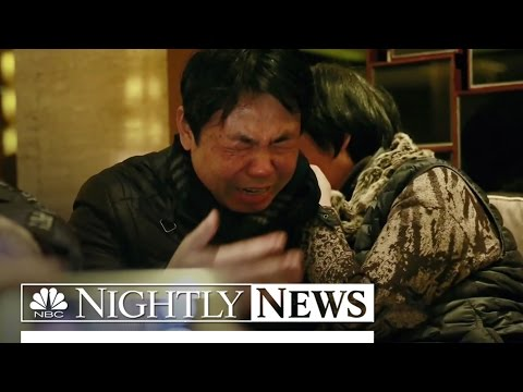 Malaysia Airlines Rules MH370 Disappearance An Accident | NBC Nightly News