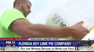 David Does It:  Florida Key Lime Pie Company