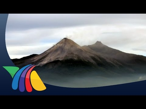 Se forma otro domo en el volcán de Colima | Noticias de Colima