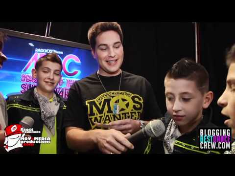 ICONic Boyz Vinny Nick and Mikey answer fan questions Favorite songs, their other talents