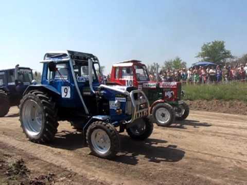 БизонТрекШоу 2010 - гонки на тракторах
