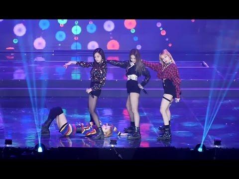 170119 블랙핑크 (BLACKPINK) 붐바야(BOOMBAYAH) [전체] 직캠 Fancam (서울가요대상) by Mera