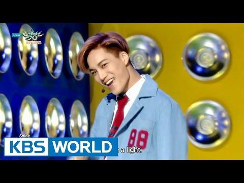 EXO - Love Me Right [Music Bank COMEBACK / 2015.06.05]