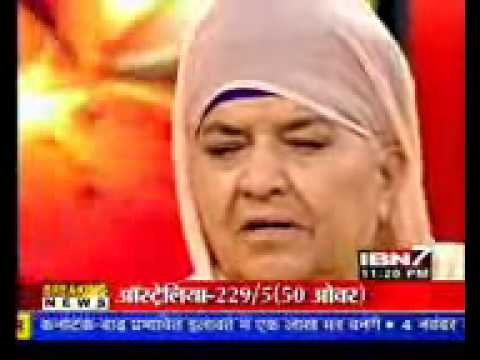 1984 sikh genocide - victims part 3 of 6 IBN 7 Zindagi Live