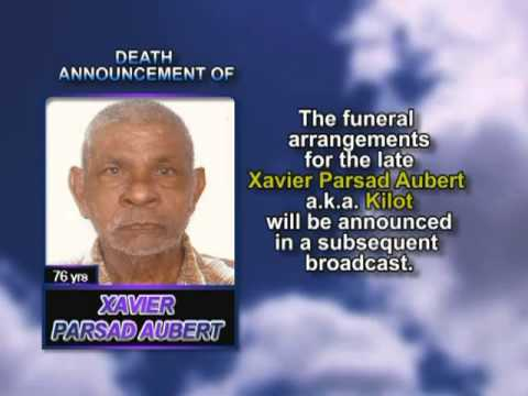 Xavier Parsad Aubert short