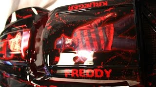 FREDDY KRUEGER X MAXX BODY XMAXX X-MAXX RC BODY By Pitdawg Hydro