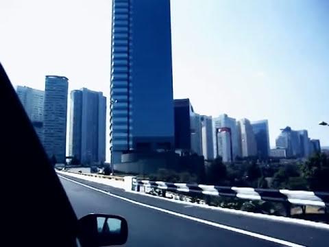 Mexico City - De Polanco a Santa Fé