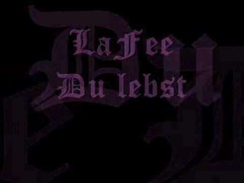 Lafee - Du Lebst