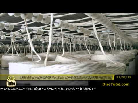 DireTube News Ethiopian textile firm to export products to Europe & US