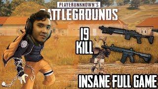 FULL GAME 19 KILLS LAST MAN SQUAD
