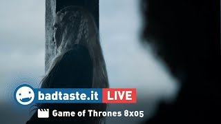 "Game of Thrones 8×05, ""The Bells"": commento 