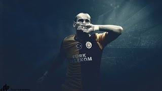 "Wesley Sneijder ""The Sniper"""