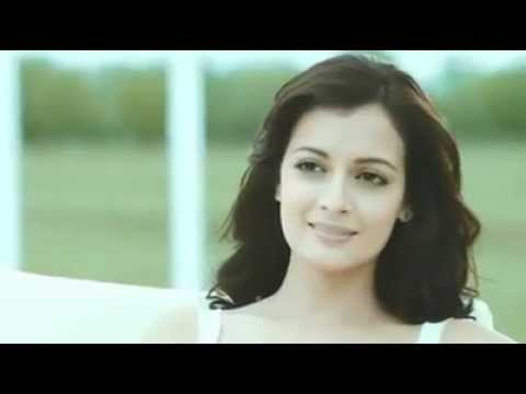 Dia Mirza in New Panasonic TV Commercial